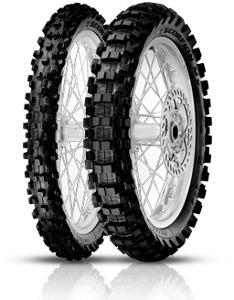 Scorpion MX Mid Hard Pirelli EAN:8019227166217 Reifen für Motorräder 80/100 r21