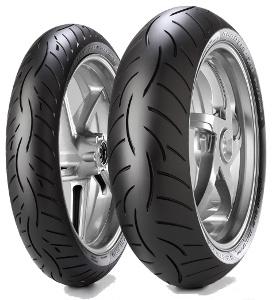 Metzeler 120/60 ZR17 pneumatici moto Roadtec Z8 Interact EAN: 8019227206890