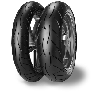 Sportec M5 Interact Metzeler Reifen