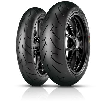 Diablo Rosso II (R) Pirelli EAN:8019227240955 Motorradreifen 150/60 r17