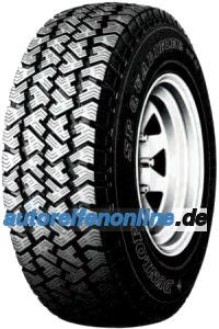 SP Qualifier TG 20 554479 NISSAN PATROL All season tyres