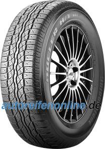 Bridgestone 225/65 R17 all terrain tyres Dueler 687 H/T EAN: 3286340151818