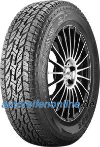 Bridgestone Dueler A/T 694 2327 car tyres
