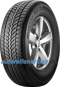 Blizzak LM-80 Bridgestone tyres