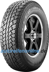 Bridgestone 165/70 R14 all terrain tyres Dueler A/T 693 II EAN: 3286347848018