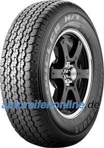 All terrain summer tyres Dueler 689 H/T Bridgestone