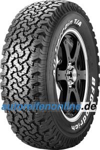 BF Goodrich 235/70 R16 all terrain tyres All-Terrain T/A KO EAN: 3528701505091