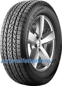 Winter Slalom KSI BF Goodrich tyres