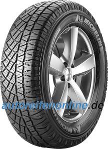 Latitude Cross Michelin all terrain tyres EAN: 3528706111471