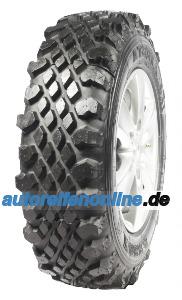 Koupit levně Kobra Trac 195/80 R15 pneumatiky - EAN: 4000527993393