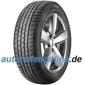 Preiswert ContiCrossContact Winter 195/70 R16 Autoreifen - EAN: 4019238499155
