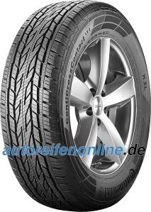 Preiswert ContiCrossContact LX 2 225/70 R16 Autoreifen - EAN: 4019238542974