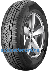 WinterContact TS 850P 4x4 / tout-terrain / SUV pneus 4019238691665