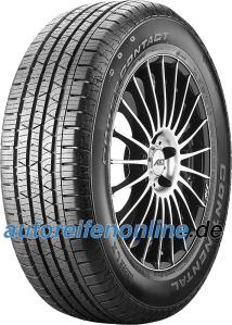 Continental 215/65 R16 all terrain tyres ContiCrossContact LX EAN: 4019238694987