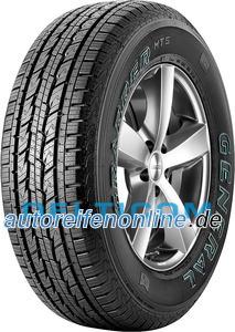GRABBER HTS 15488230000 SSANGYONG REXTON All season tyres