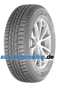 General 235/65 R17 SUV Reifen Snow Grabber EAN: 4032344442433