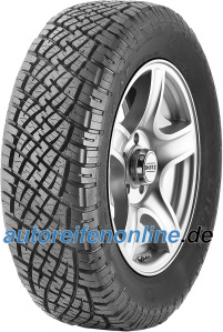 General 255/50 R19 SUV Reifen GRABBER AT EAN: 4032344502045