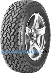 General GRABBER AT2 04507660000 car tyres