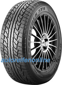 Grandtrek ST 1 Dunlop Felgenschutz Reifen
