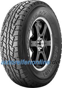 14 polegadas pneus 4x4 4x4 WD A/T FT-7 de Nankang MPN: EB008