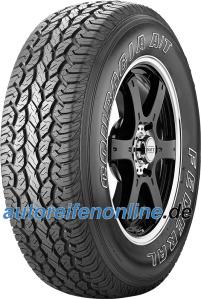 Couragia A/T 48CF63FE NISSAN NAVARA All season tyres