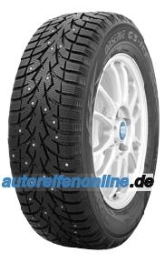 Observe G3 ICE Toyo Felgenschutz pneus