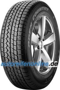 Open Country W/T 1589610 VW TOUAREG Winter tyres