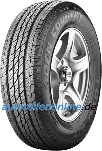 OPEN COUNTRY H/T 1593810 NISSAN NAVARA All season tyres