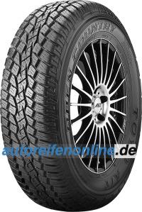 Toyo 235/70 R16 SUV Reifen OPEN COUNTRY A/T EAN: 4981910899150