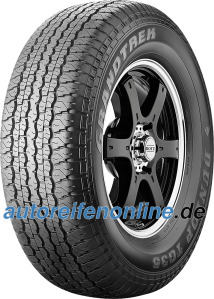 Grandtrek TG 35 Dunlop Reifen