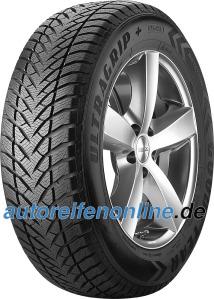 UltraGrip + Goodyear Felgenschutz BSW tyres