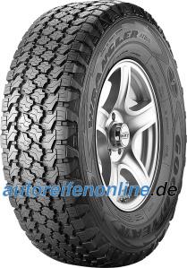 Wrangler AT/SA Goodyear all terrain tyres EAN: 5452000854933