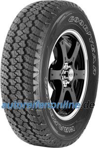 SUV summer tyres WRANGSA Goodyear