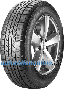 Wrangler HP All Weat Goodyear all terrain tyres EAN: 5452000966803