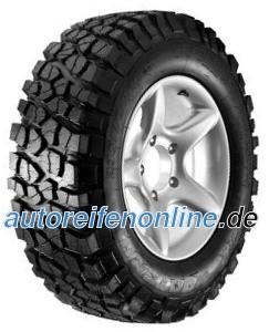 Koupit levně MTK2 245/65 R17 pneumatiky - EAN: 5602209026444