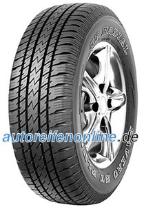 Tyres 265/70 R16 for NISSAN GT Radial SAVERO H/T PLUS 100A108