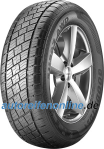 Goodride 235/70 R16 SUV Reifen SU307 AWD EAN: 6927116153656