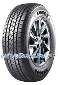 Tyres 255/65 R17 for NISSAN Sunny SN3606 4887