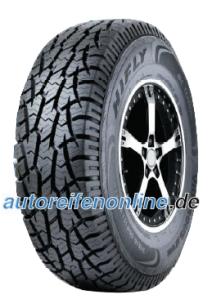 HI FLY Vigorous AT601 X1CVV car tyres