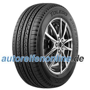 Toledo TL3000 225/65 R17 summer tyres 6970318620884