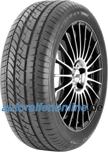 Zeon CS6 Cooper tyres