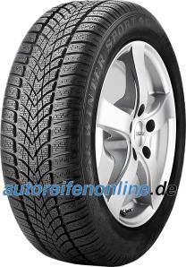 Dunlop 215/55 R16 car tyres SP Winter Sport 4D EAN: 3188649811779