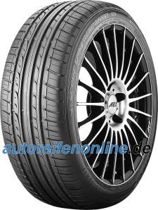 SP Sport FastRespons Dunlop tyres