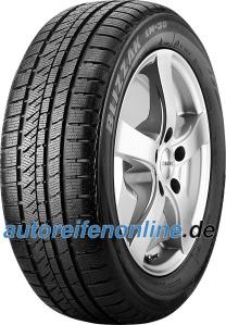 Blizzak LM-30 2792 SUZUKI CELERIO Winter tyres