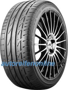 Bridgestone 295/35 ZR20 gomme auto Potenza S001 EAN: 3286340340915