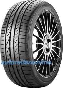 Bridgestone 225/50 R17 car tyres Potenza RE 050 A EAN: 3286340349918