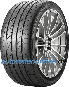 Bridgestone 205/50 R17 car tyres Potenza RE 050 A RFT EAN: 3286340643719