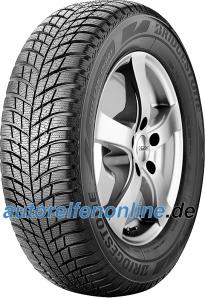 Pneumatici per autovetture Bridgestone 205/60 R17 Blizzak LM 001 Pneumatici invernali 3286341003413