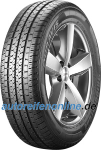 Bridgestone 165/70 R14 car tyres Duravis R 410 EAN: 3286347667015