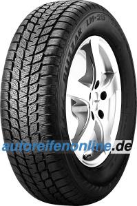 Bridgestone Blizzak LM-25 205/50 R17 winter tyres 3286347845116